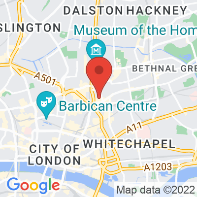 Map showing Marlow and Sons