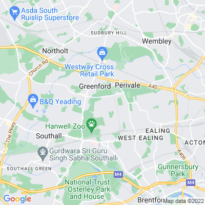 Ealing Place Location
