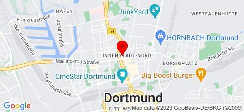 Google Map für Mehrere bestens ausgestattete Monteurwohnungen