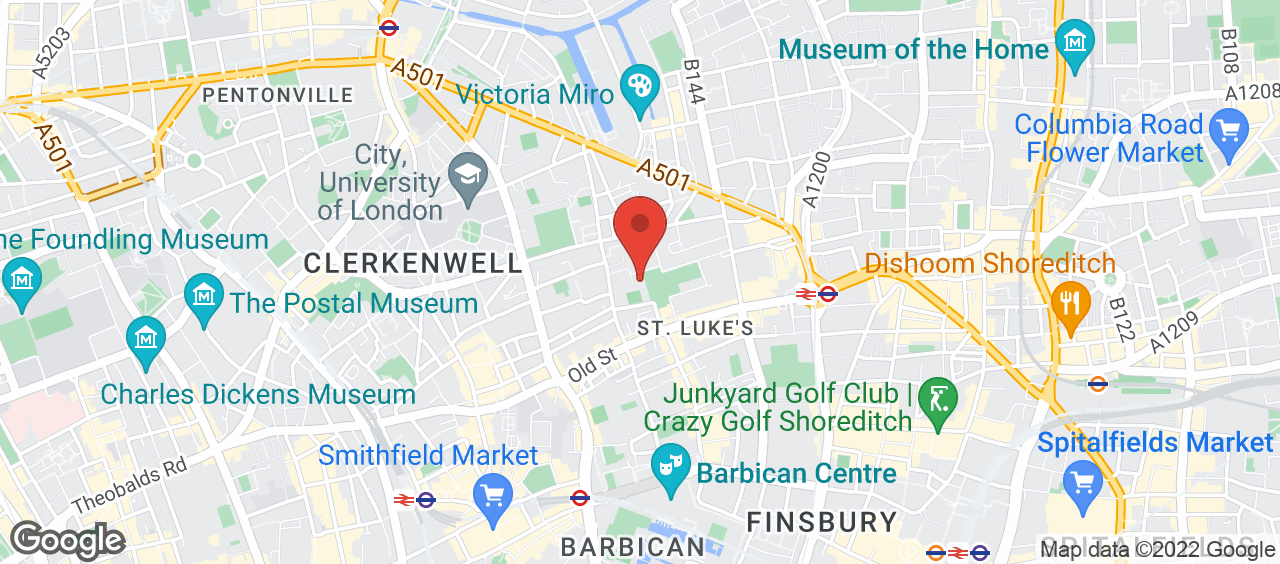 Finsbury Leisure Centre location and directions