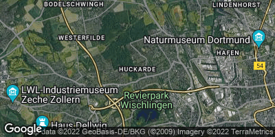 Google Map of Huckarde