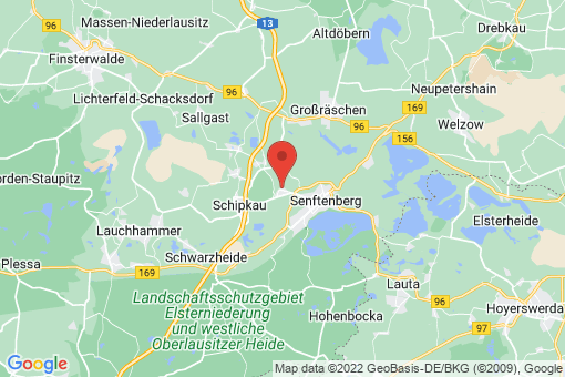 Karte Schipkau Hörlitz