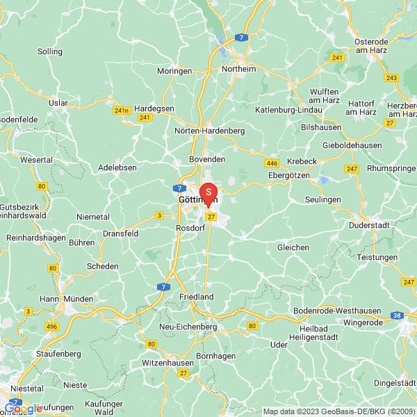 Mobiler Kletterturm Sektion Göttingen des DAV