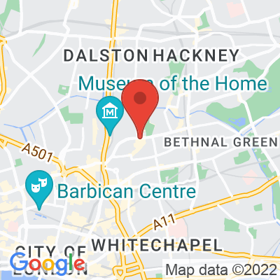 Map showing The BRIGHT Store