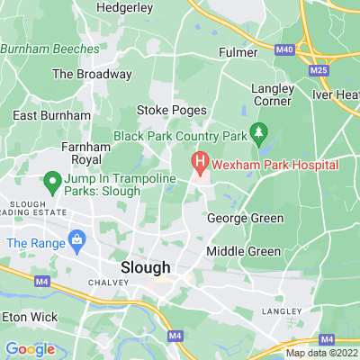 Stoke Place Location