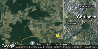 Google Map of Hetjershausen