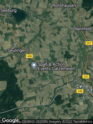 Google Map of Esplingerode