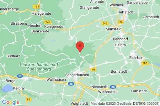 Karte Grillenberg