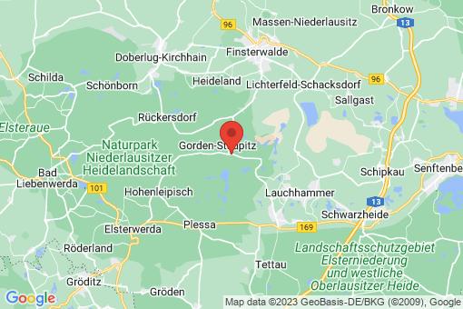Karte Staupitz