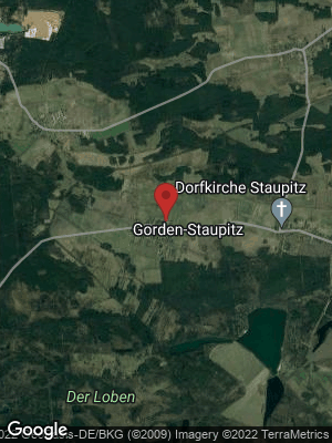 Google Map of Gorden-Staupitz