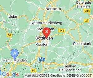 Karte für Städtisches Museum Göttingen