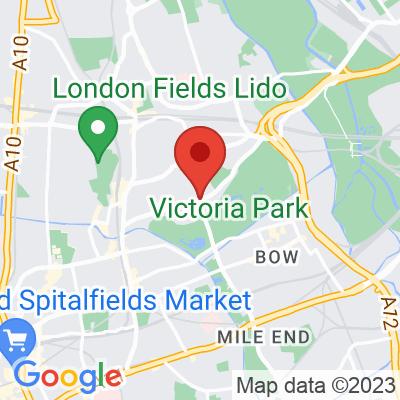 Map showing Balcone London