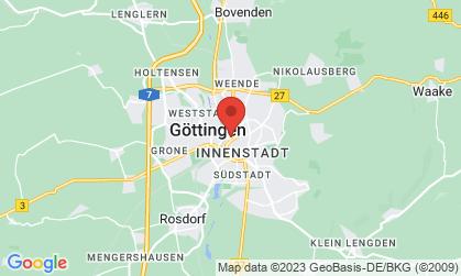 Arbeitsort: Göttingen, Northeim, Duderstadt, Einbek, Höxter