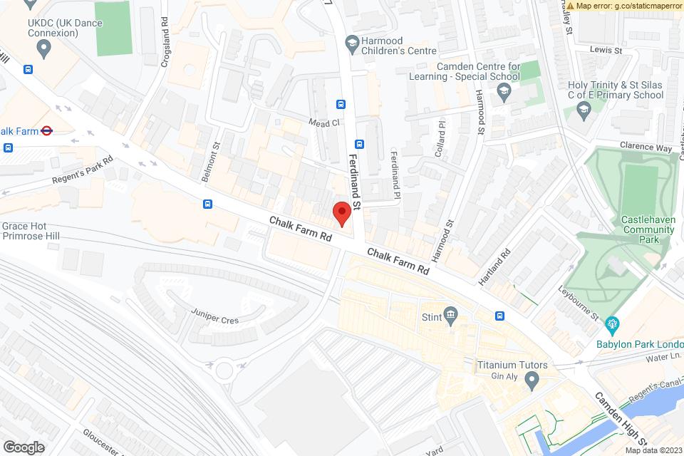 49 Chalk Farm Rd, London, NW1 8AN map