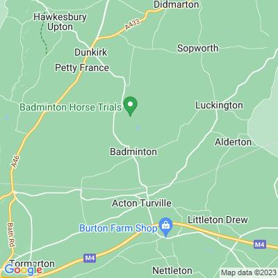 Badminton Location