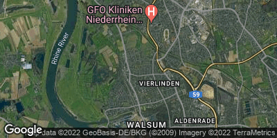 Google Map of Overbruch