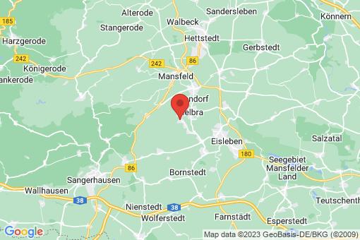 Karte Ahlsdorf