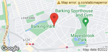 Map of Bodeb at 28 Faircross Parade, Barking, Essex IG11 8UW