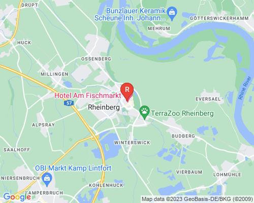 Google Karte von Rohrreinigung Rheinberg