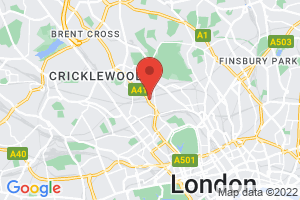 British College of Osteopathic Medicine on the map