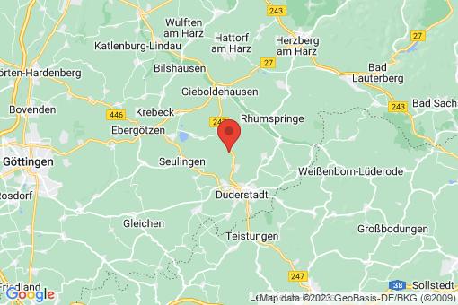 Karte Obernfeld