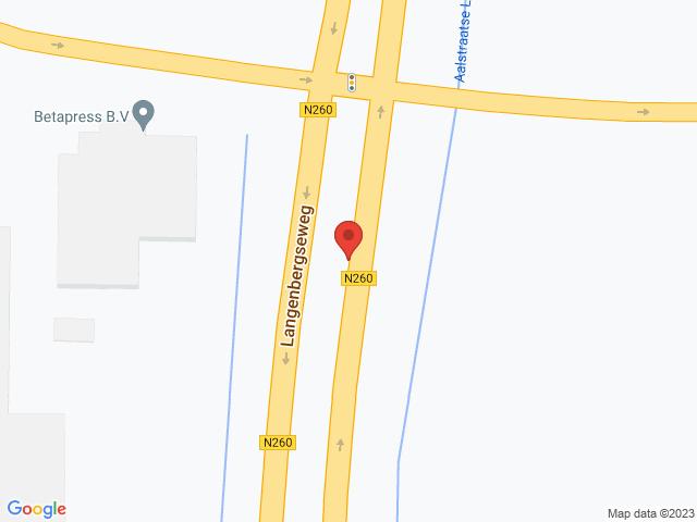N260 Langenbergseweg Gilze Herinrichting / onderhoud van Overig N260 RWS A58 omleidingsroute (65562)Mourik gaat Led verlichting aanbrengenGeen gevolgen voor verkeer