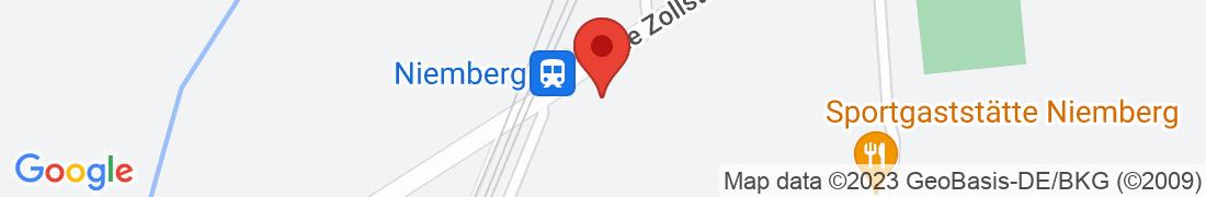 BayWa AG Niemberg Anfahrt