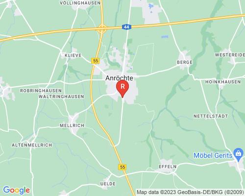 Google Karte von Rohrreinigung Anröchte