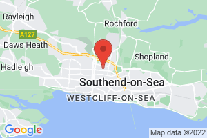 Southend Healthcare Library on the map