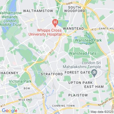 Harrow Green Location