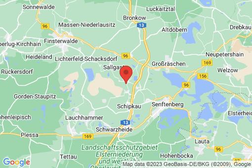 Karte Schipkau Annahütte, Herrnnmühle