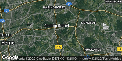 Google Map of Rauxel