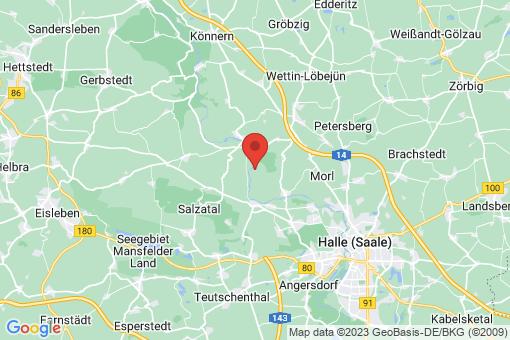 Karte Döblitz