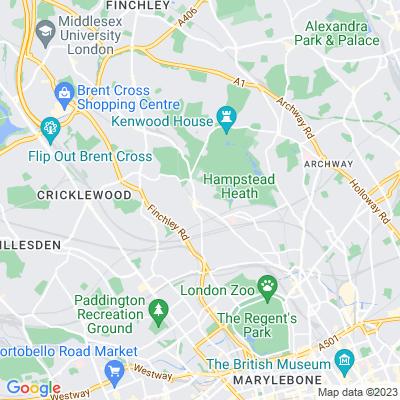 The Green, Camden Location