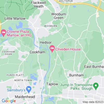 Cliveden Location