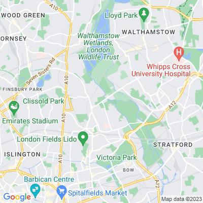 Millfields Park Location