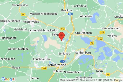 Karte Schipkau Annahütte