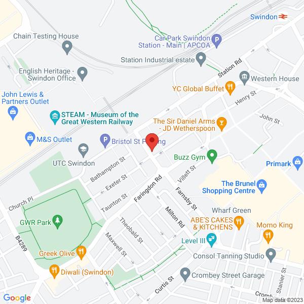 Google Static Maps The Glue Pot