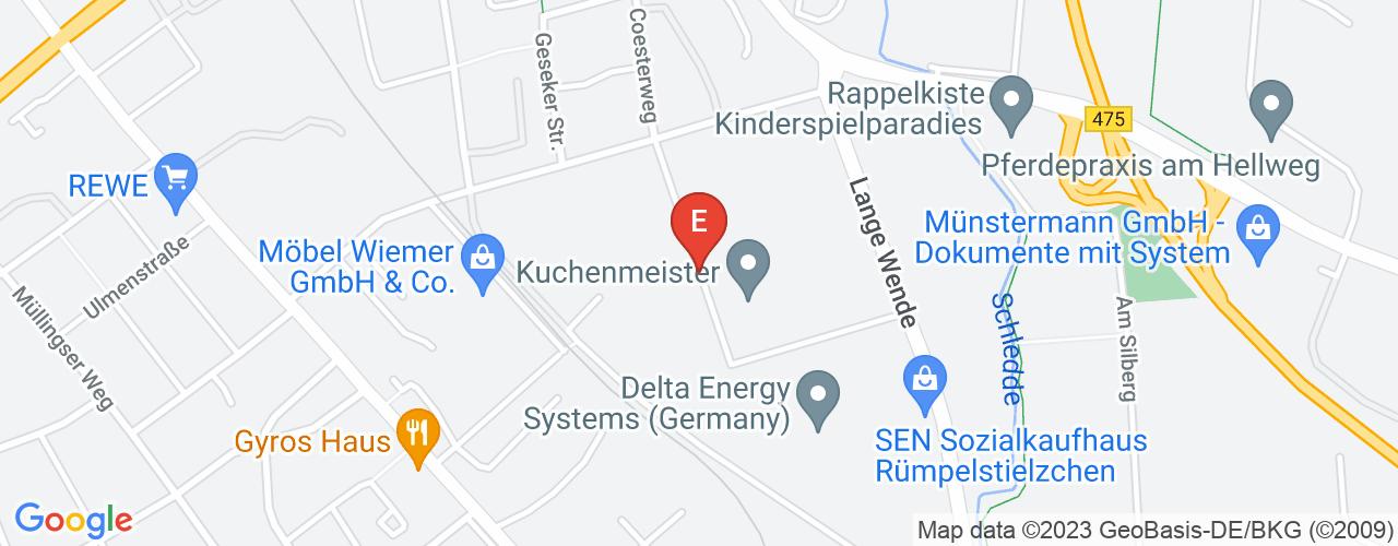 Einsatzkarte
