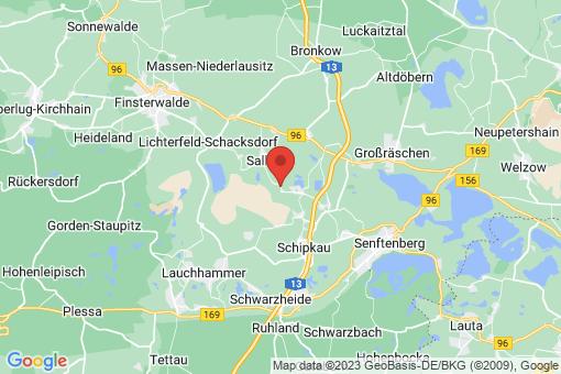 Karte Schipkau Annahütte, Karl-Marx-Siedlung