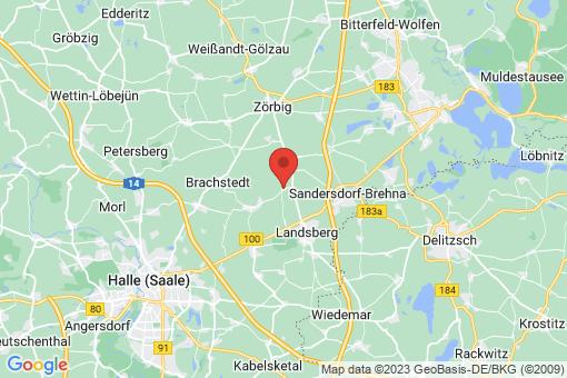 Karte Schwerz
