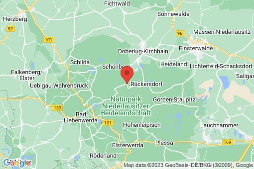 Karte Gruhno