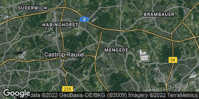 Google Map of Oestrich
