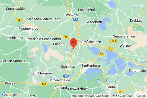 Karte Schipkau Drochow