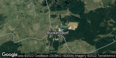 Google Map of Rückersdorf