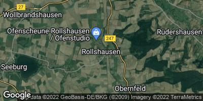Google Map of Rollshausen