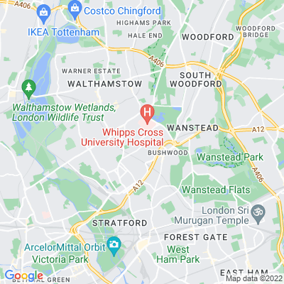 St James Park, South Walthamstow Location