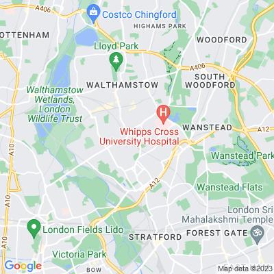 Leyton Green Location