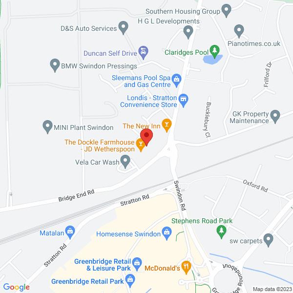 Google Static Maps The Dockle Farmhouse