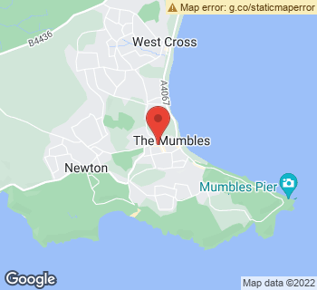 Map of Maureen Cottey Florist at 63 Newton Road, Mumbles, West Glamorgan SA3 4BL